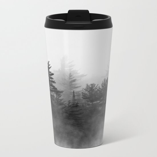 shrouded Metal Travel Mug