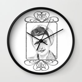 Born in the 20's Wall Clock