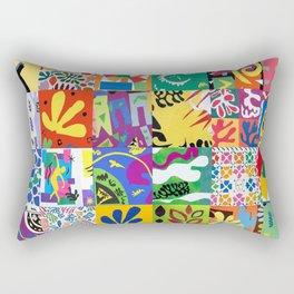 Henri Matisse Montage Rectangular Pillow