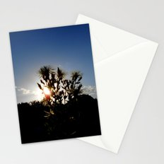 Sand Lilly Sunset Stationery Cards