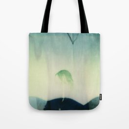 Erasure and texture Tote Bag