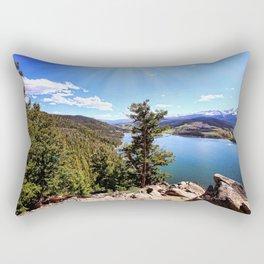 Sapphire Point Wedding Day Rectangular Pillow
