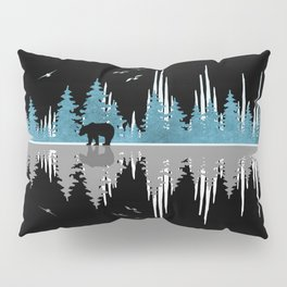 The Sounds Of Nature - Music Sound Wave Pillow Sham