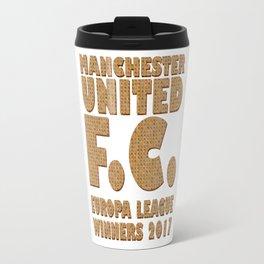 Scrabble Manchester United Travel Mug