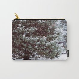 A Winter's Morning I Carry-All Pouch