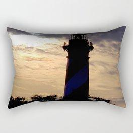 The Old Lighthouse Rectangular Pillow