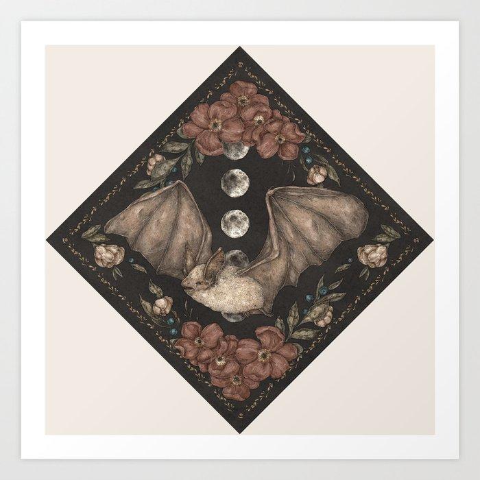 Bat Kunstdrucke
