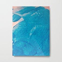 My Waves Acrylic Metal Print