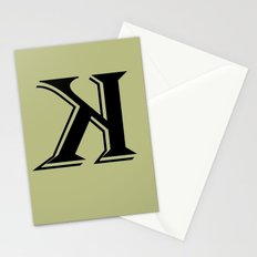 Struck Out Looking Stationery Cards