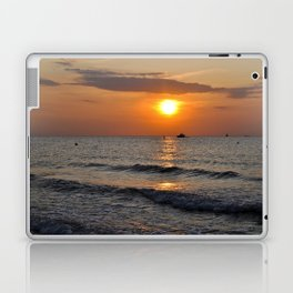 SUMMERFEELING - Sunset - Baltic Sea  Laptop & iPad Skin