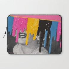 Celebrity Syrup Laptop Sleeve