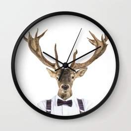 DIEGO WILD Wall Clock