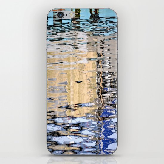 marine reflection iPhone & iPod Skin