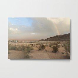 Desert Mysteries Metal Print
