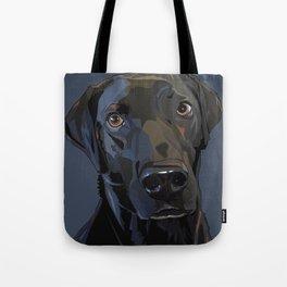 Jeb Lab Dog Tote Bag