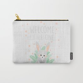 Welcome Little One Carry-All Pouch