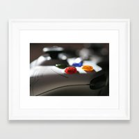 xbox Framed Art Prints featuring xbox 360 by STEPHANIE MCARTHUR PHOTOGRAPHY