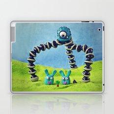 Carrot - fimo version Laptop & iPad Skin