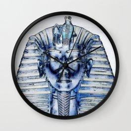 KingTut20150903 Wall Clock