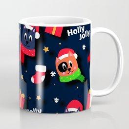 Christams Funny Animals Coffee Mug