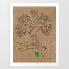 Pip Eater Art Print