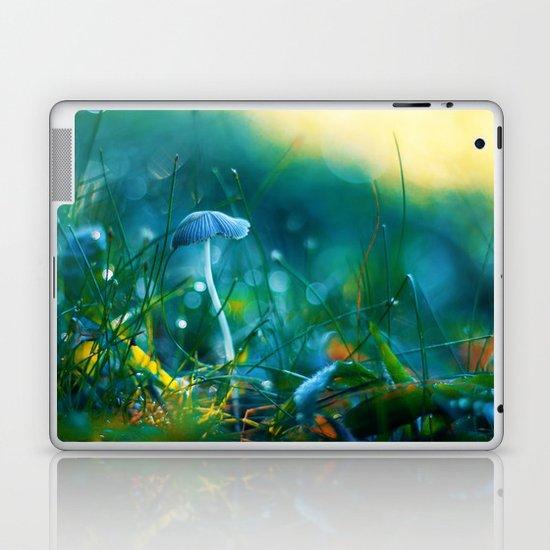 Emerging to Ocean Laptop & iPad Skin