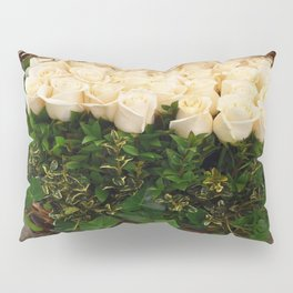 Roses in Ivy Pillow Sham