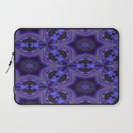 Purple Passion Pattern 13 Laptop Sleeve