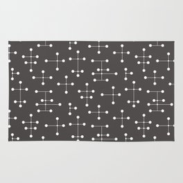 Atomic Era Dots 21 Rug