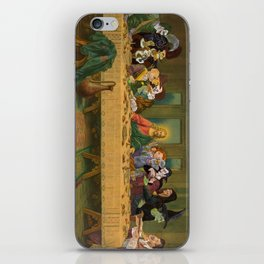 Tax Collectors and Sinners: Pop Culture Last-Supper iPhone Skin