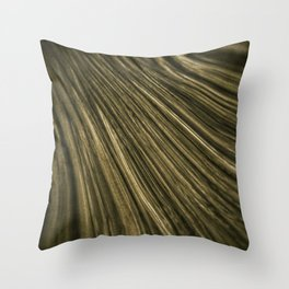 North of Mane Throw Pillow