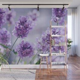 lavender Purple Wall Mural