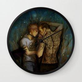 Unguibus et rostro Wall Clock