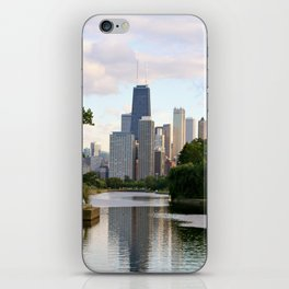 Chicago by River iPhone Skin