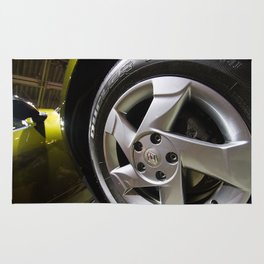 Renault Duster Dynamique 4x4 Wheel Rug