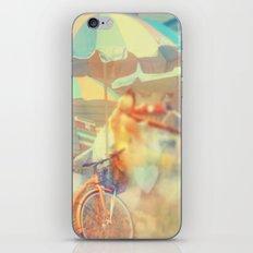 Seaside Town iPhone Skin