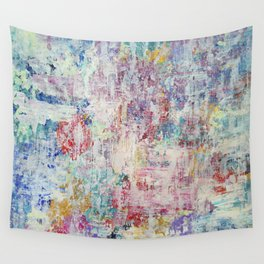 Abstract 136 Wall Tapestry