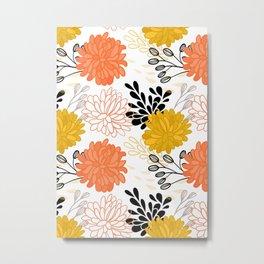 Flowers 111 Metal Print