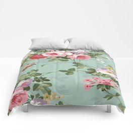 MRSF Floral Comforters