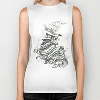 chelsea Biker Tanks featuring Chelsea Smile by Becca Douglas