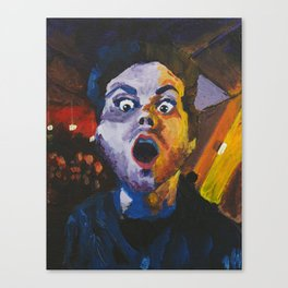 Oh Oh Oh, Let's Go to a Show!  Canvas Print