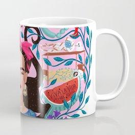 Life of Frida Coffee Mug