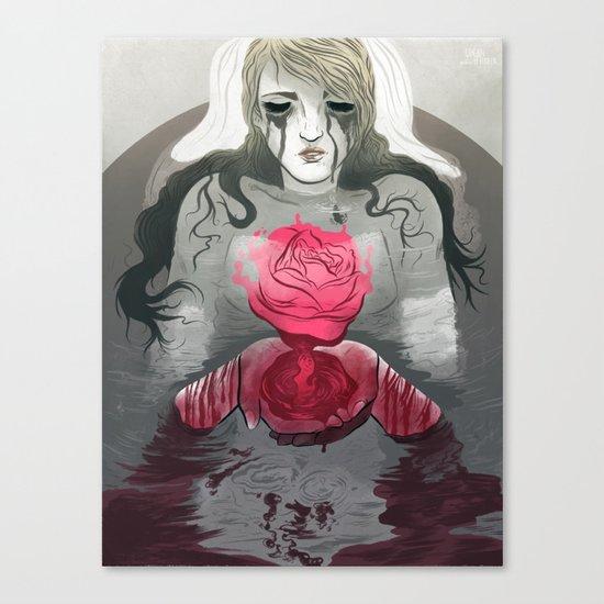 The End (Part 1) Canvas Print