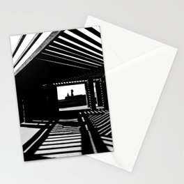 Shadows and Light Stationery Cards