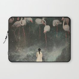 Hanging on to a Dream Laptop Sleeve