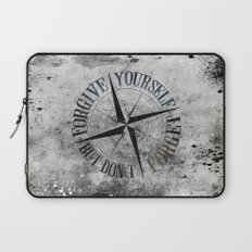 Never Fade - Don't Forget Laptop Sleeve