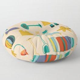 Beach gear Floor Pillow