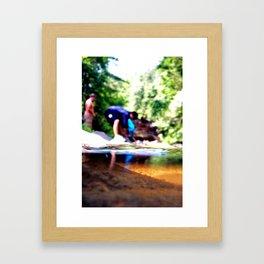 Raystown Framed Art Print
