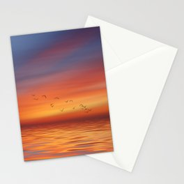 Over the Sea to Skye Stationery Cards