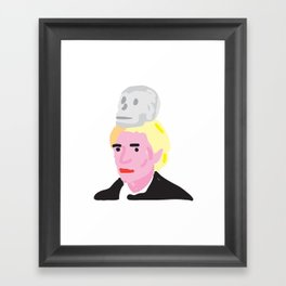 Andy Framed Art Print
